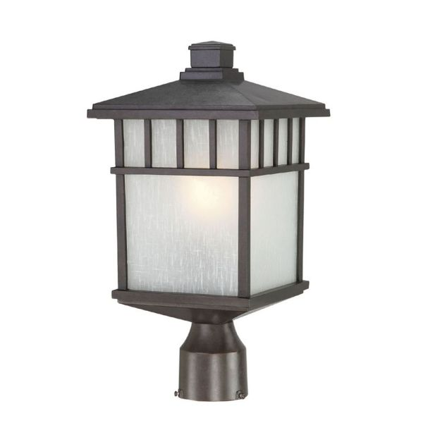 16-1 2- Mission Outdoor Post Light 9116-34
