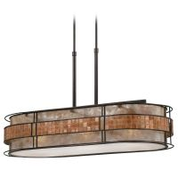 Drum Pendant Light in Renaissance Copper Finish