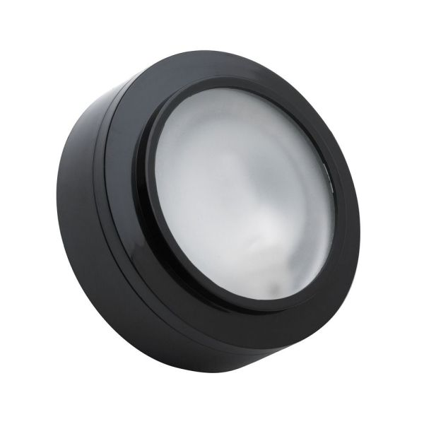 Incandescent Puck Light Surface Mount 3000k Black Alico Lighting Mz401-5-31 Destination