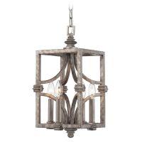 Savoy House Aged Steel Mini-Pendant Light | 3-4302-4-242 ...