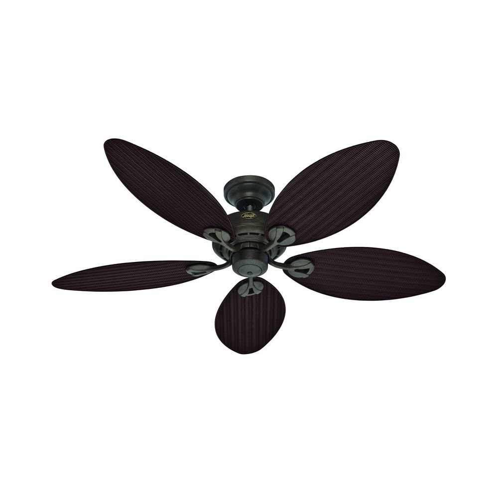hight resolution of hunter fan company hunter fan company bayview provencal gold ceiling fan without light 54098