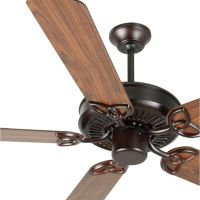 Craftmade Lighting Cxl Oiled Bronze Ceiling Fan Without ...