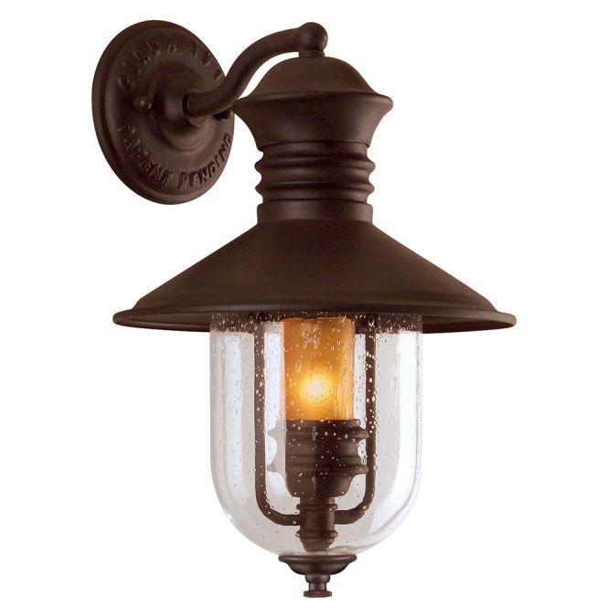 16 Inch Outdoor Wall Light