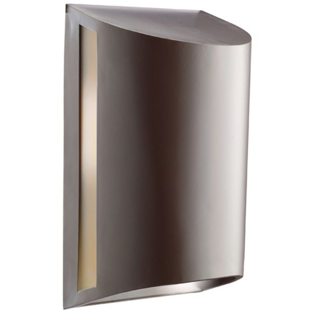 Architectural Bronze Outdoor Wall Lights