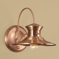Norwell Lighting Budapest Copper Outdoor Wall Light   5155 ...
