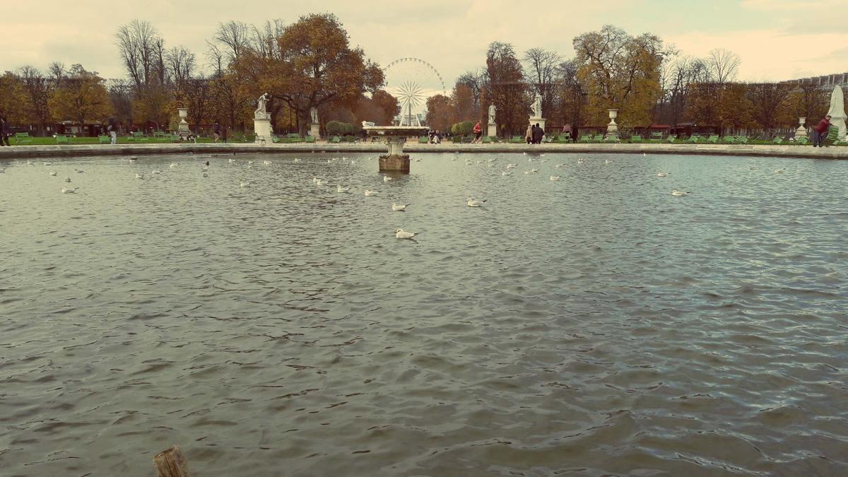 Jardin de Tuilerries