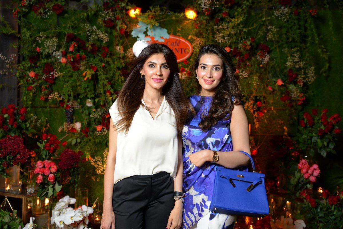Nadia and Sania