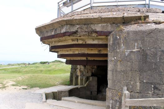 German Bunker Omaha Beach