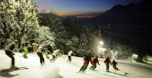 Ski Packages to Austria: St. Johann, Austria