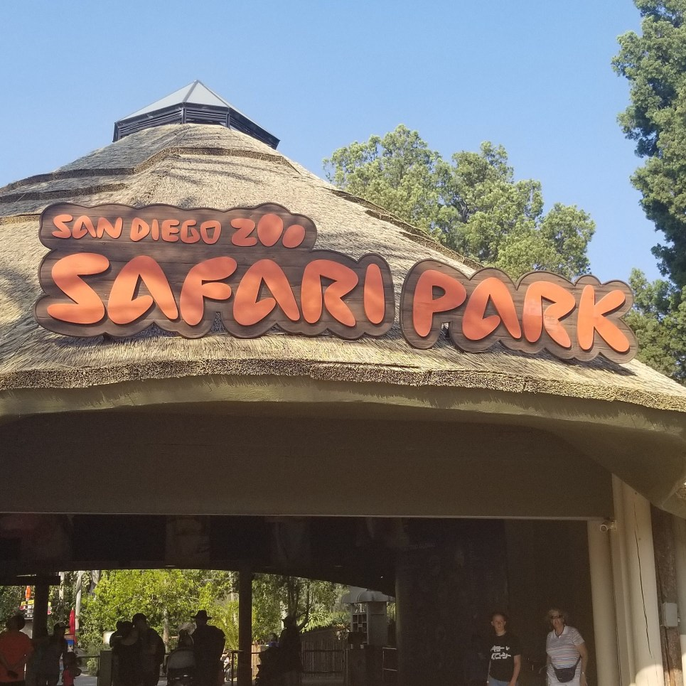 The San Diego Zoo Safari Park