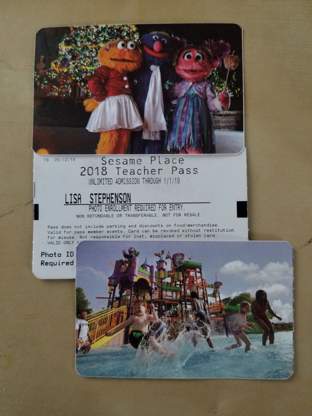 Do's and Dont's for Sesame Place