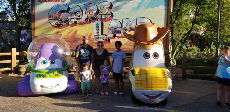 Disneyland & California Adventure