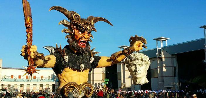 Carri Del Carnevale Di Viareggio La Magia Dei Maghi Del Carnevale