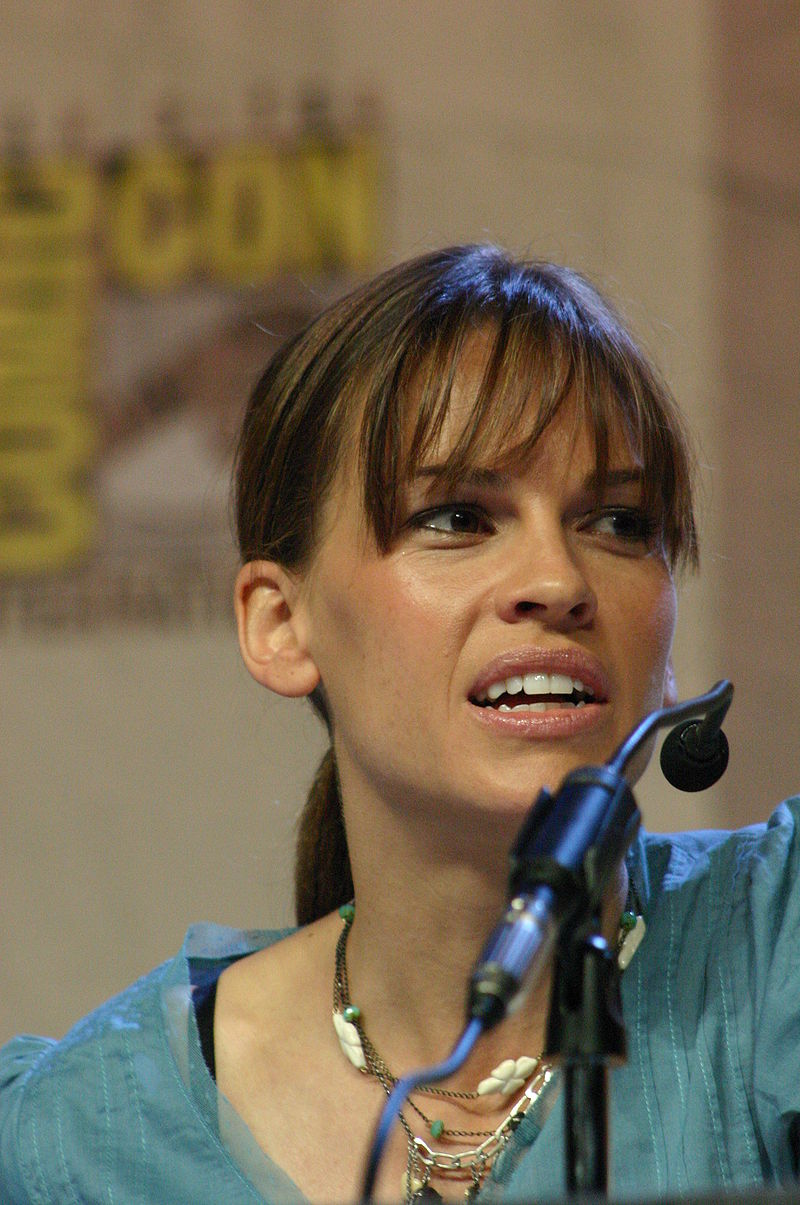Hilary Swank, Autor foto Lawrence Truett, aka Ltruett at en.wikipedia.