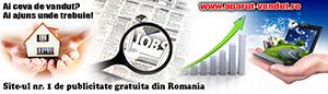Aparut-Vandut - Publicitate gratuita