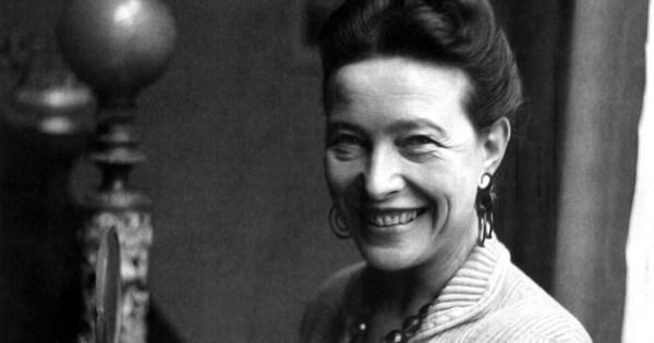 Simone de Beauvoir despre prezent