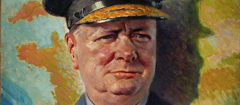 Winston Churchill despre a fi optimist