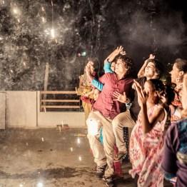 Celebrating Diwali in Udaipur
