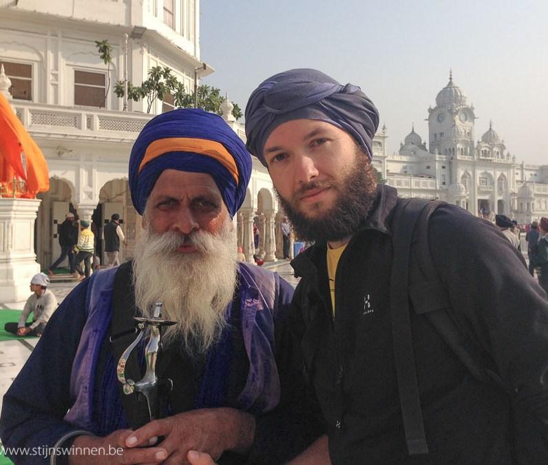 Two bearded men
