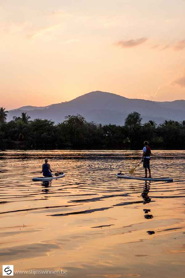 SUP in Kampot