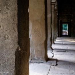 Wall inscriptions