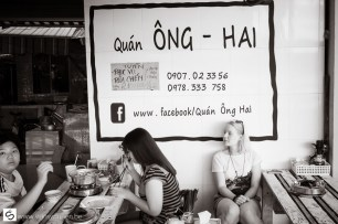 Excellent Vietnamese street food in Can Tho