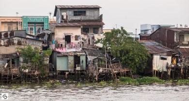 Floating urban villages