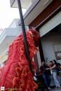 Dragon dance Tet Vietnam