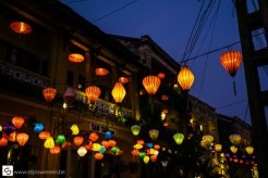 Hoi An city lights