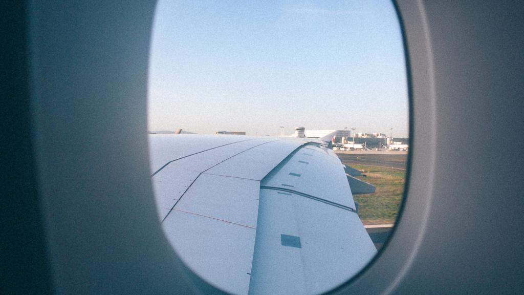 Como aumentar o lucro do seu negócio? Visão janela de avião