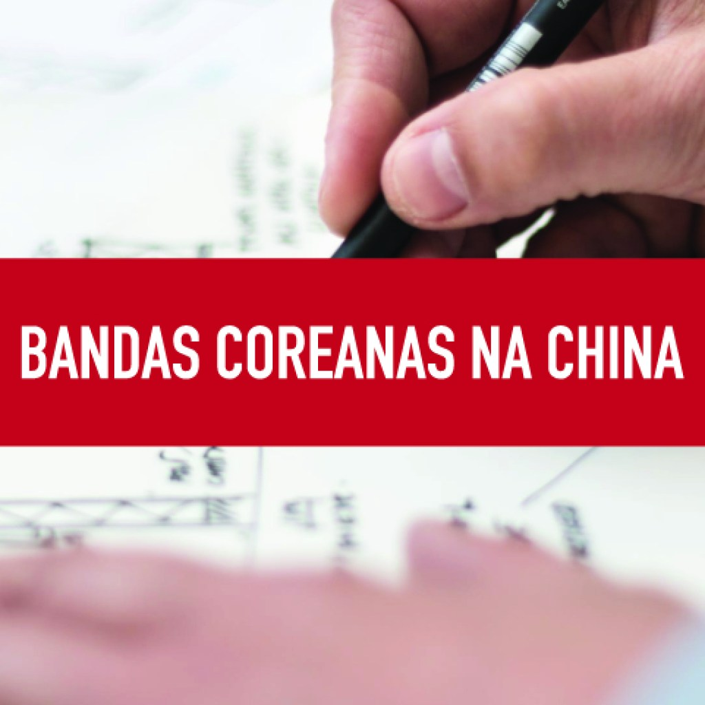 Bandas coreanas na China