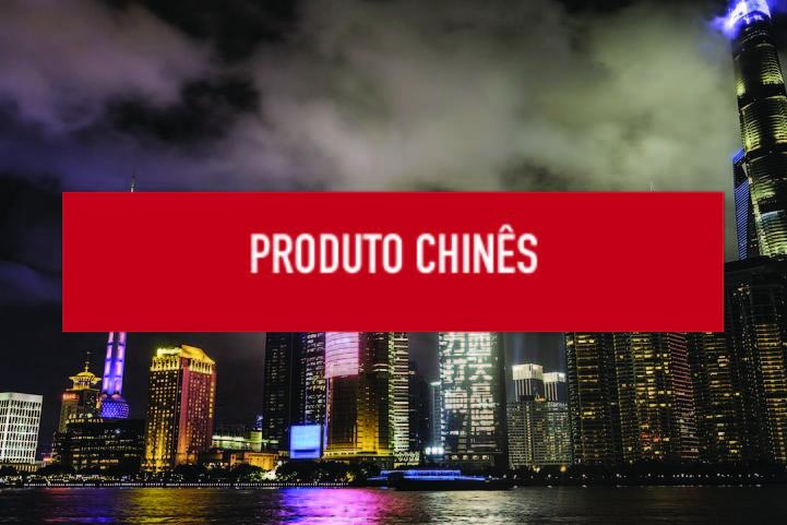 O que importar da china Produto chinês