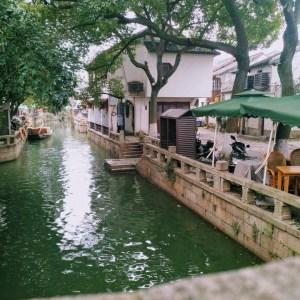 (product) Excursão privada de 1 Dia em Suzhou a Partir de Xangai Residência na beira de lago na China