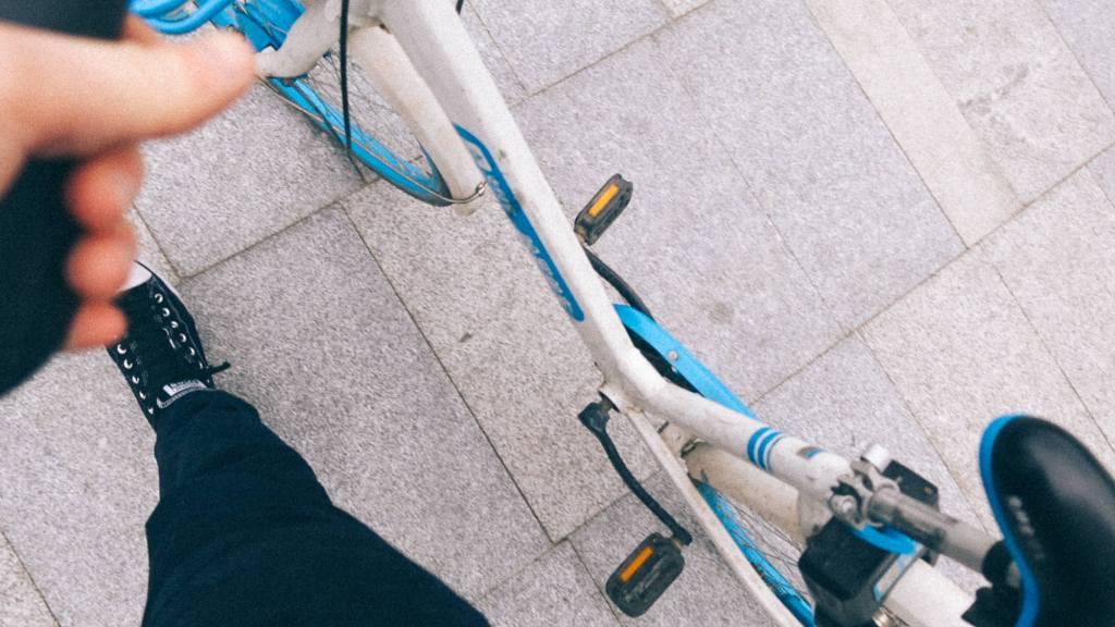 Benefício Fiscal Detalhes bicicleta compartilhada Chinesa