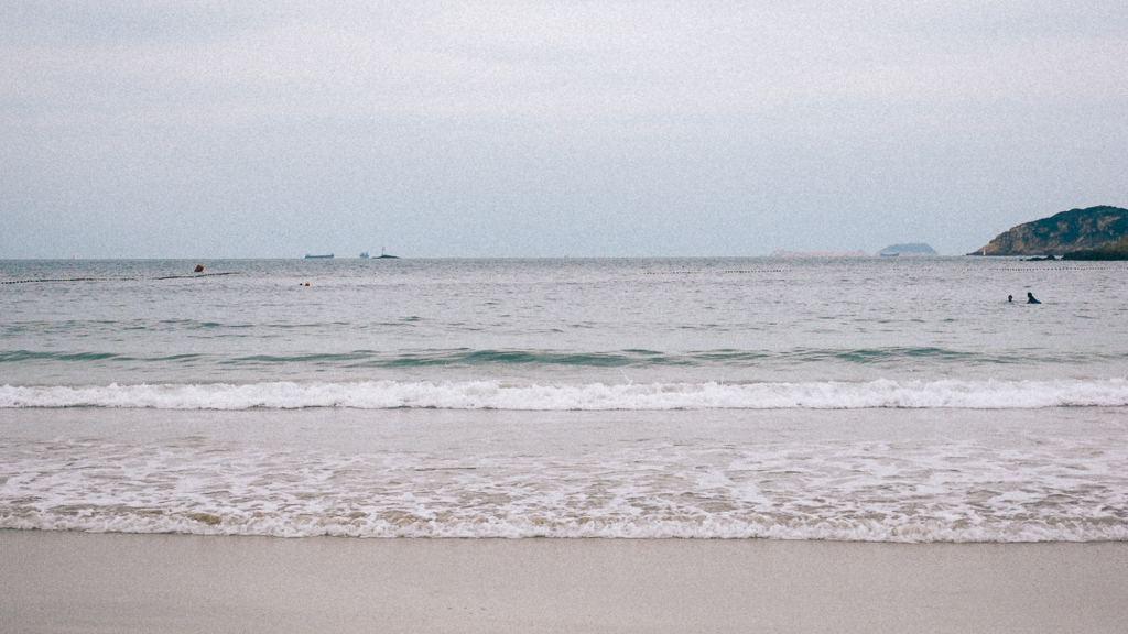 Como importar da China em grande quantidade Praia linda de Big Wave Bay