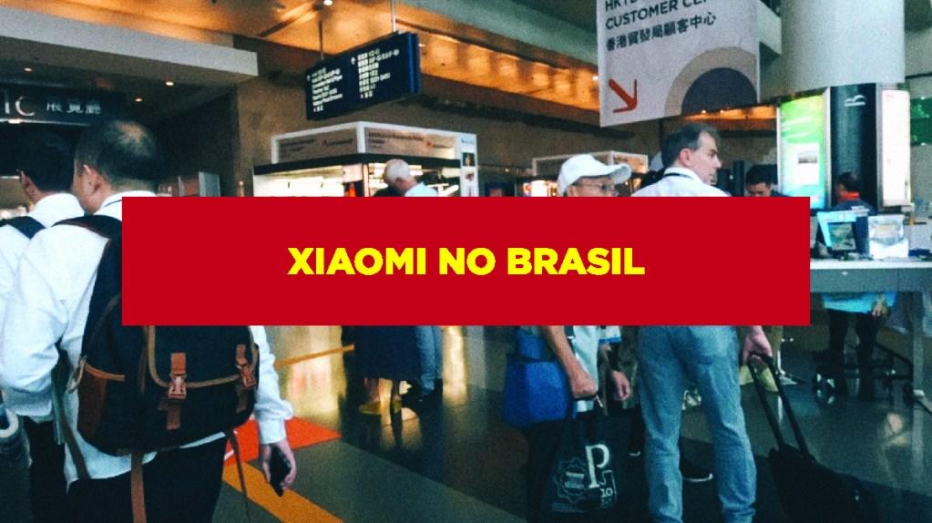 Xiaomi no Brasil Marca xiaomi no Brasil