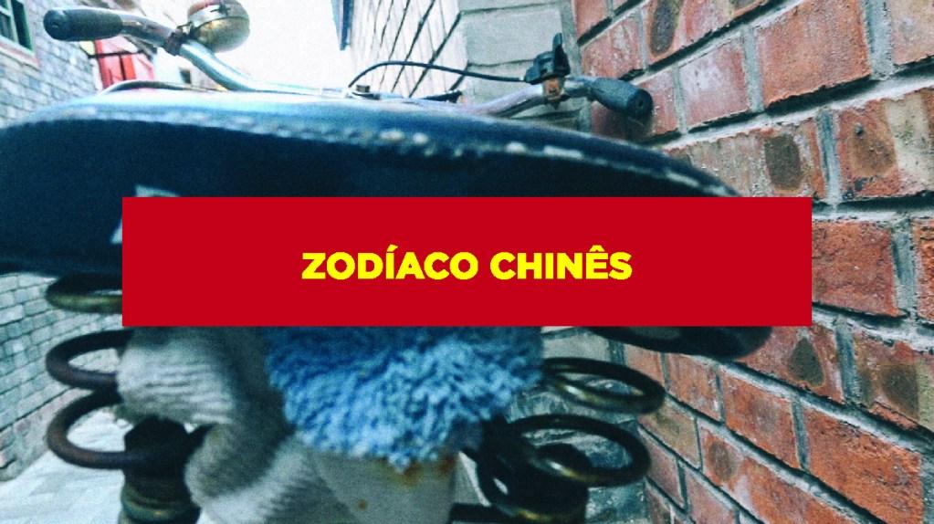 Zodíaco Chinês Zodíaco Chinês