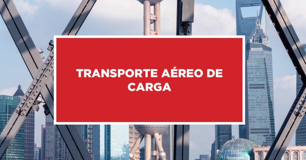 Transporte Aéreo de Carga Cuidados como transporte aéreo de cargas na China