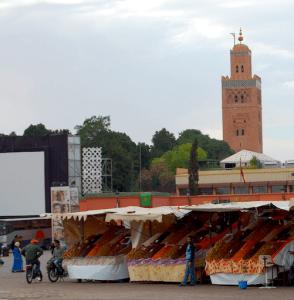 Bilhetes de avião low cost para Marrocos