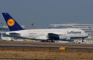 A380 da Lufthansa