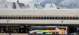 Como chegar a Estocolmo a partir do aeroporto de Arlanda