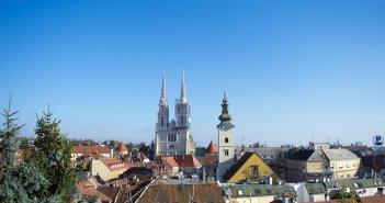 Como ir do aeroporto de Zagreb para o centro da cidade