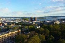 Como ir do aeroporto para o centro de Oslo
