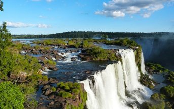 Transportes do aeroporto para o centro de Foz do Iguaçu
