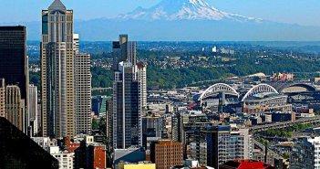 Como chegar a Seattle: transportes a partir do aeroporto