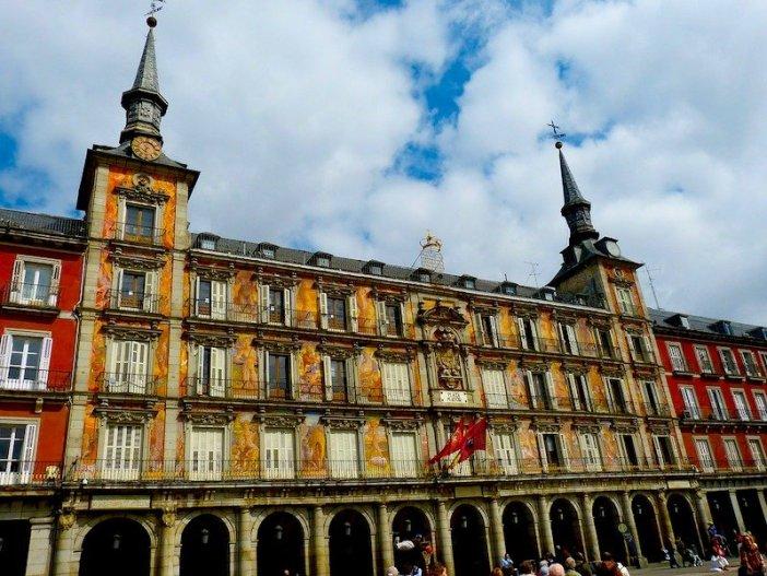 Escapadinha em Madrid a preços low cost