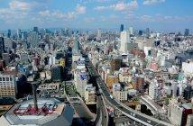 Como chegar a Osaka e Quioto