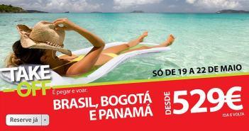 Promoções TAP para o Brasil