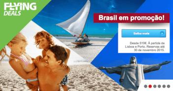 Promoções para 10 destinos no Brasil