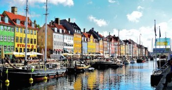 Voos baratos para Copenhaga